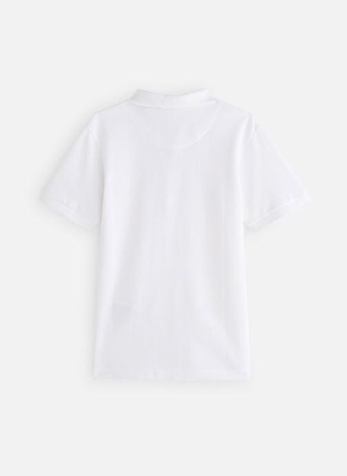 Vêtements Cyrillus Anis Blanc vue bas / vue portée sac