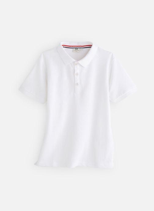 Vêtements Cyrillus Anis Blanc vue détail/paire