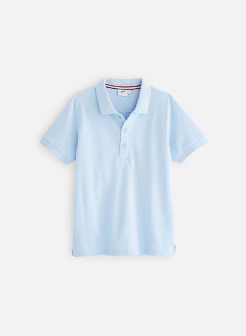 Vêtements Cyrillus Anis Bleu vue détail/paire