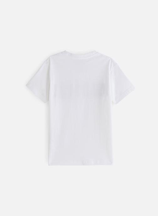 Vêtements Cyrillus Adam Blanc vue bas / vue portée sac