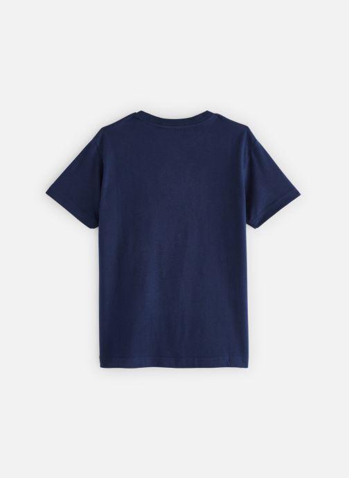 Vêtements Cyrillus Adam Bleu vue bas / vue portée sac