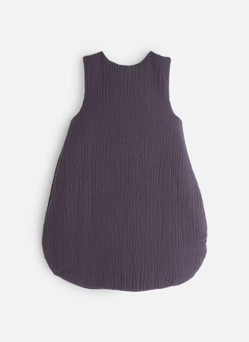 Vêtements Cyrillus Gigoteuse Coton Gaufre Etoiles Bleu vue bas / vue portée sac
