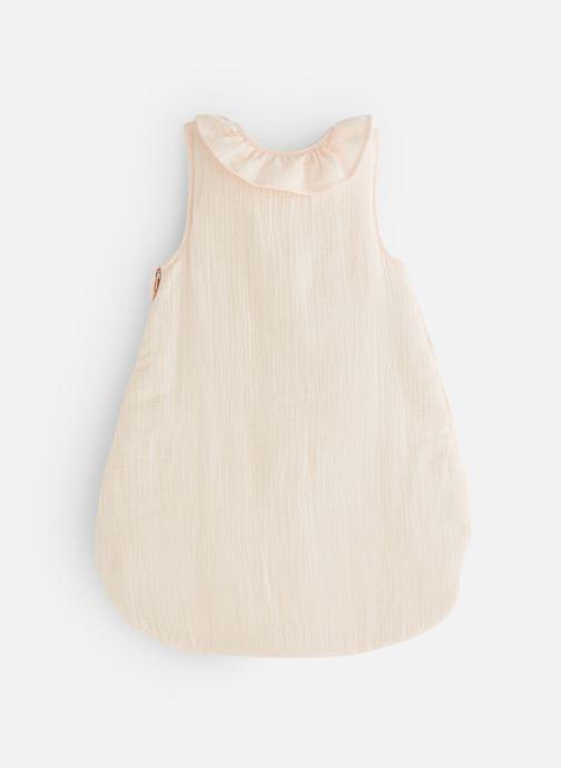 Vêtements Cyrillus Gigoteuse Volant Smooth Blanc vue bas / vue portée sac