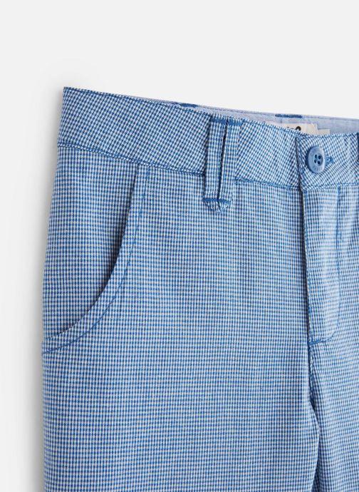 Vêtements Cyrillus Abou Bleu vue portées chaussures