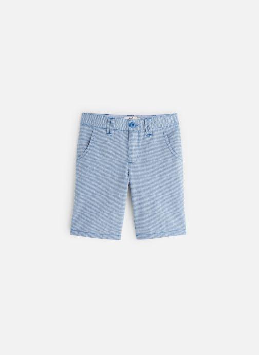 Vêtements Cyrillus Abou Bleu vue détail/paire