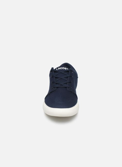Sneaker Lacoste Bayliss 219 1 Cma blau schuhe getragen