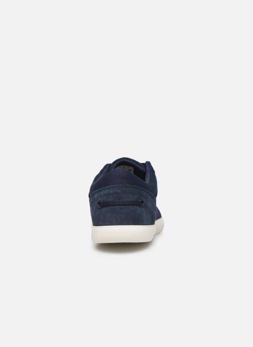 Sneaker Lacoste Bayliss 219 1 Cma blau ansicht von rechts