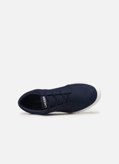 Baskets Lacoste Bayliss 219 1 Cma Bleu vue gauche