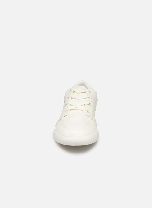 Baskets Lacoste Bayliss 219 1 Cma Blanc vue portées chaussures