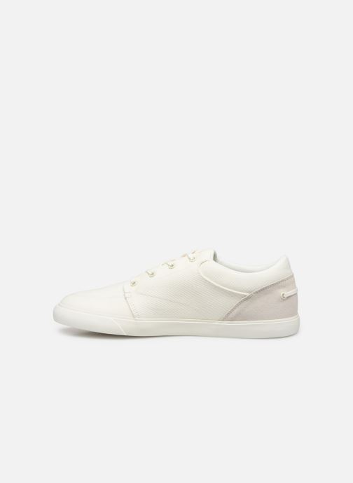 Baskets Lacoste Bayliss 219 1 Cma Blanc vue face