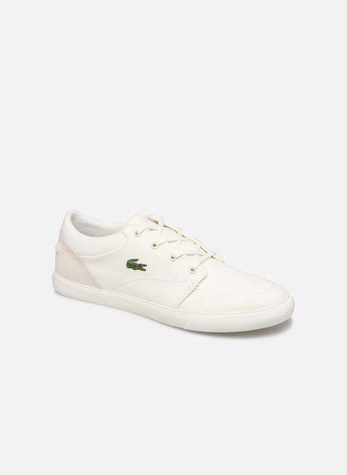 Baskets Lacoste Bayliss 219 1 Cma Blanc vue détail/paire
