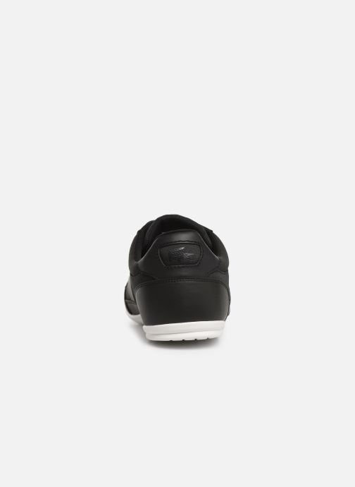 Baskets Lacoste Chaymon 219 1 Cma Noir vue droite