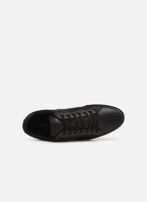 Baskets Lacoste Chaymon 219 1 Cma Noir vue gauche