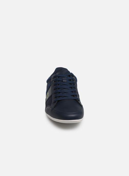 Baskets Lacoste Chaymon 219 1 Cma Bleu vue portées chaussures