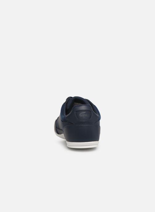 Baskets Lacoste Chaymon 219 1 Cma Bleu vue droite