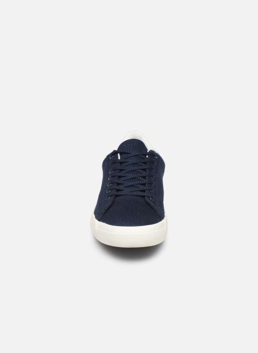 Baskets Lacoste Lerond 219 1 Cma Bleu vue portées chaussures