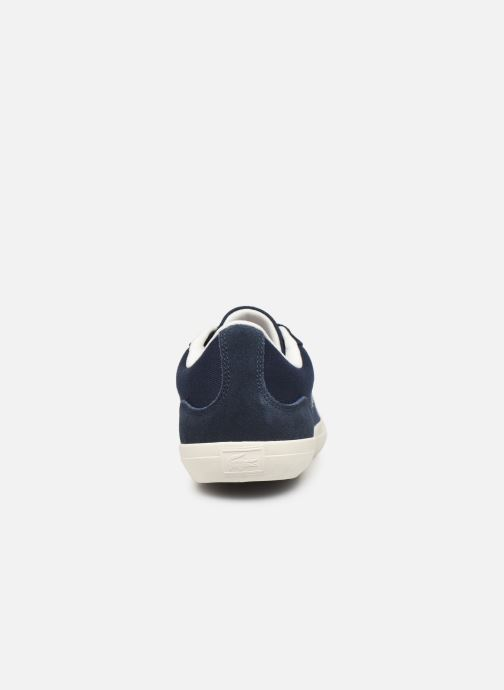 Trainers Lacoste Lerond 219 1 Cma Blue view from the right