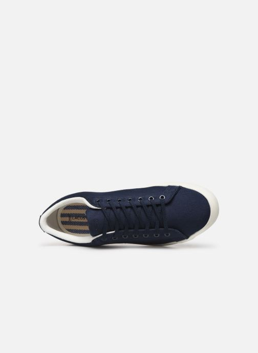 Trainers Lacoste Lerond 219 1 Cma Blue view from the left