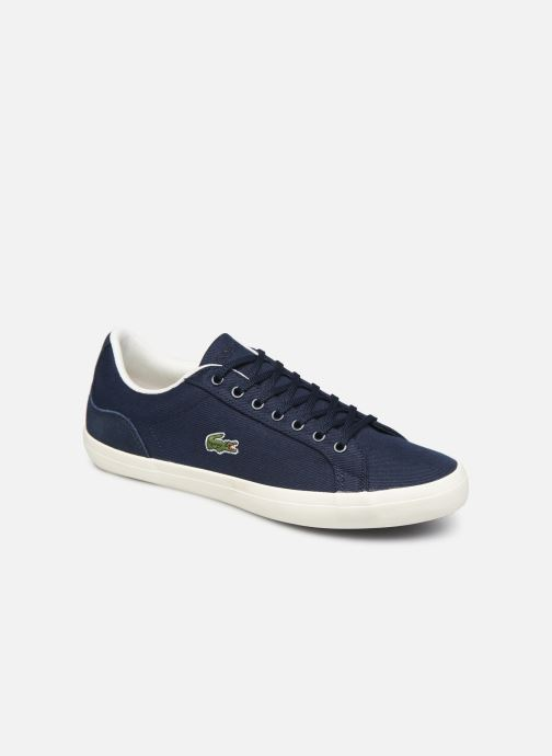 Trainers Lacoste Lerond 219 1 Cma Blue detailed view/ Pair view