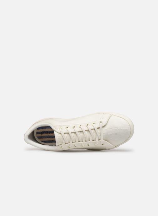 Baskets Lacoste Lerond 219 1 Cma Blanc vue gauche