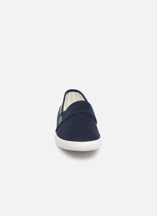 Trainers Lacoste Marice 219 1 Cma Blue model view