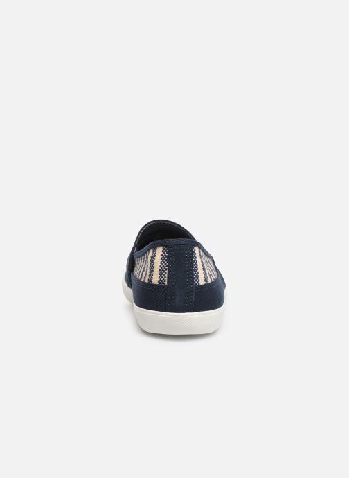 Baskets Lacoste Marice 219 1 Cma Bleu vue droite