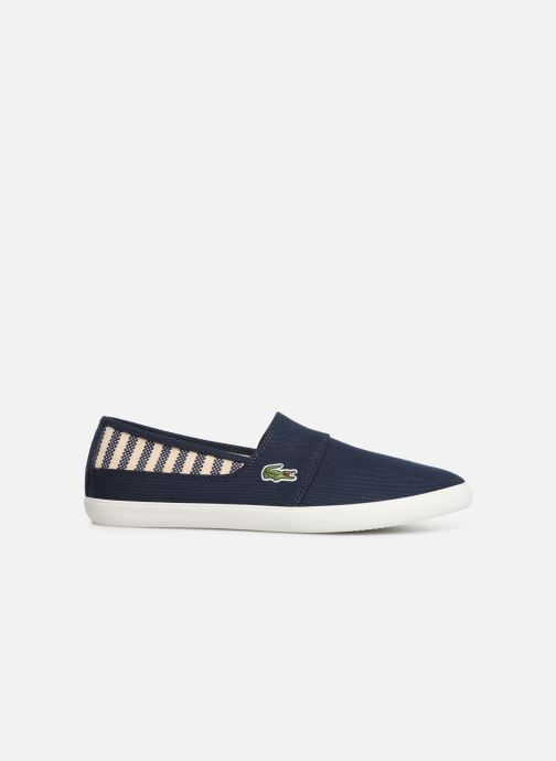 Trainers Lacoste Marice 219 1 Cma Blue back view