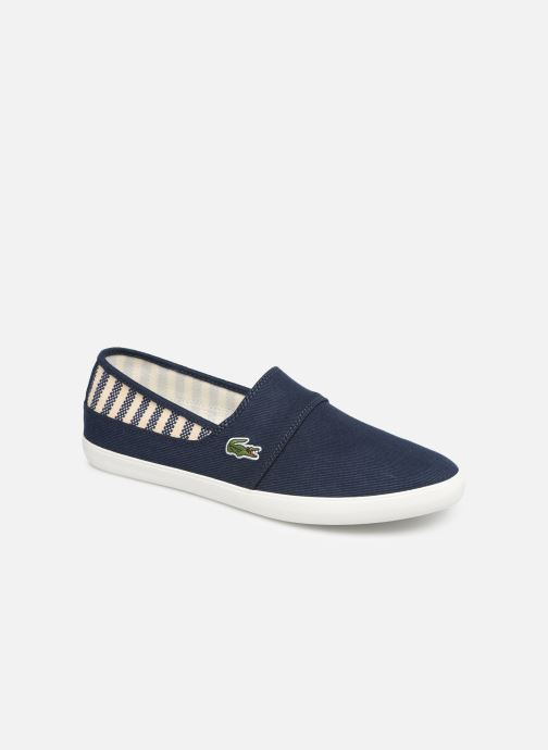 Trainers Lacoste Marice 219 1 Cma Blue detailed view/ Pair view