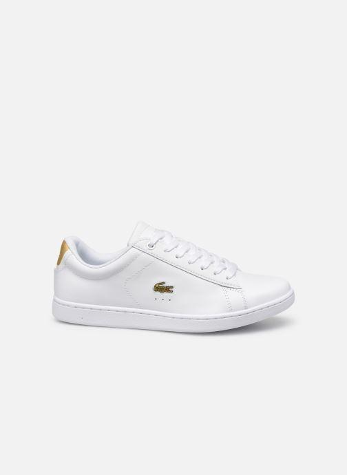 Sneakers Lacoste Carnaby Evo 219 1 Sfa Wit achterkant
