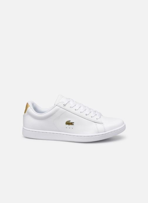 Sneakers Lacoste Carnaby Evo 219 1 Sfa Wit achterkant