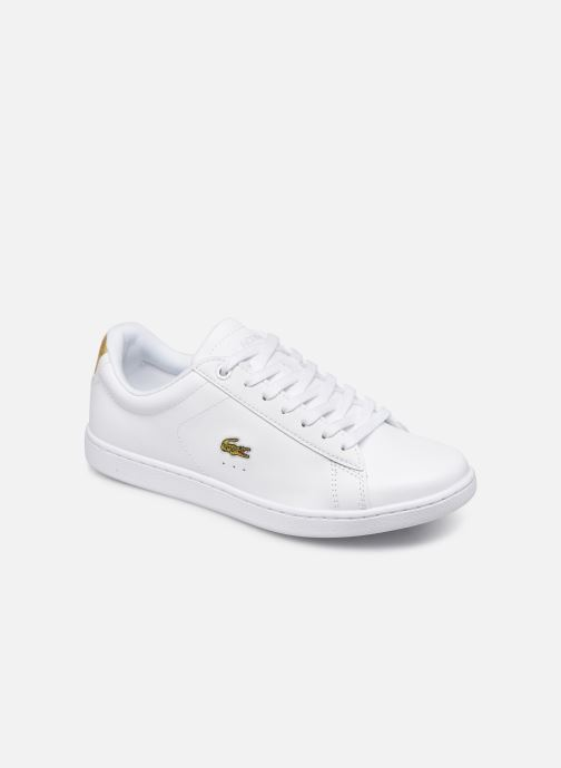Sneakers Lacoste Carnaby Evo 219 1 Sfa Wit detail