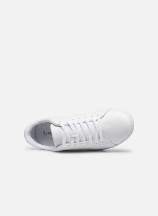 Sneakers Lacoste Carnaby Evo 219 1 Sfa Wit links