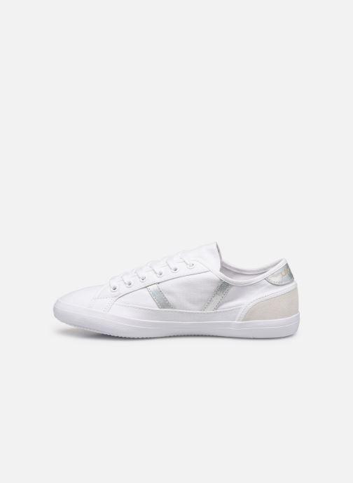 Sneakers Lacoste Sideline 219 1 Cfa Wit voorkant