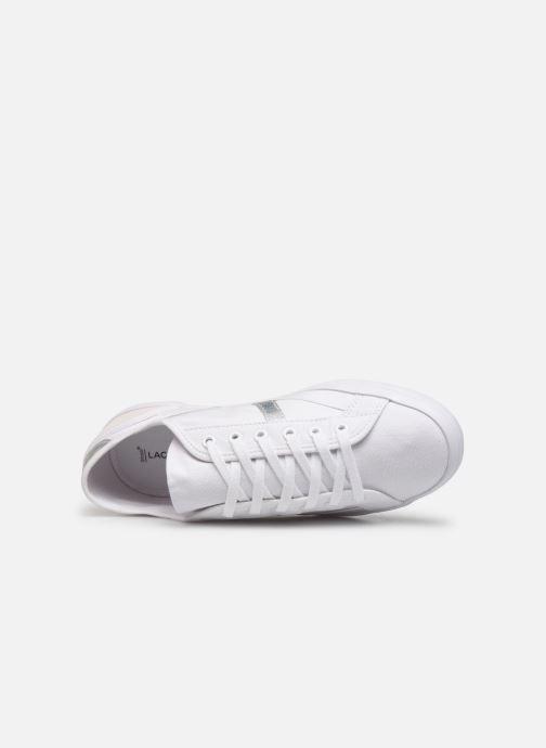 Sneakers Lacoste Sideline 219 1 Cfa Wit links