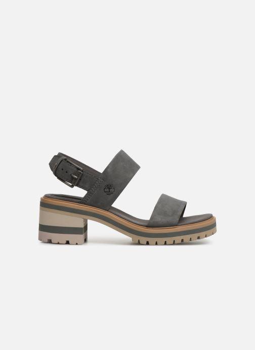 Sandales et nu-pieds Timberland Violet Marsh 2-Band Sandal Gris vue derrière