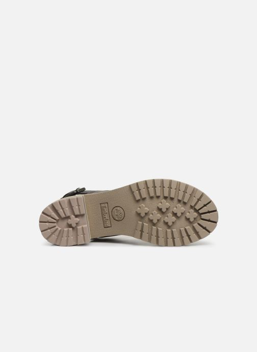 Sandales et nu-pieds Timberland Violet Marsh 2-Band Sandal Gris vue haut