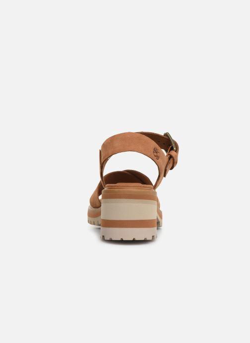 marron Cross Sandal Et pieds Chez Timberland Nu Marsh Violet Band Sandales 4Rx4XPq