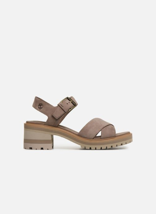 Sandales et nu-pieds Timberland Violet Marsh Cross Band Sandal Gris vue derrière
