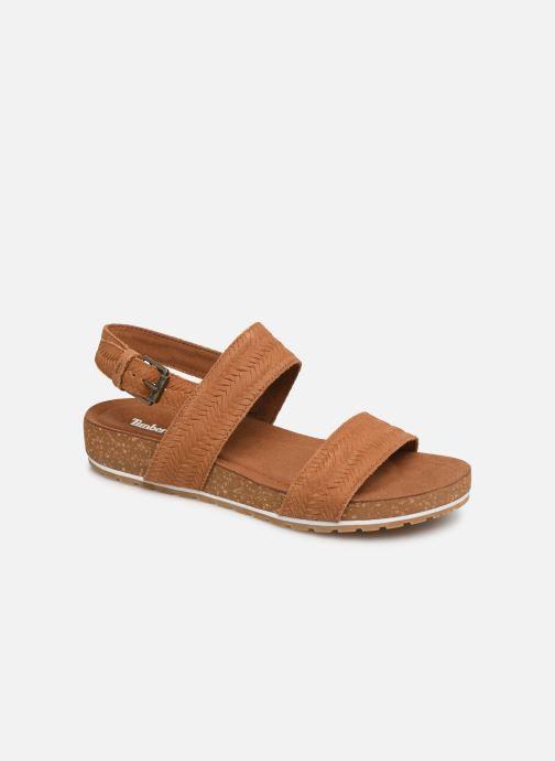 varm produkt otroliga priser billiga priser Timberland Malibu Waves 2 Band Sandal (Brown) - Sandals chez ...