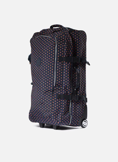 Reisegepäck kipling Camoso blau schuhe getragen