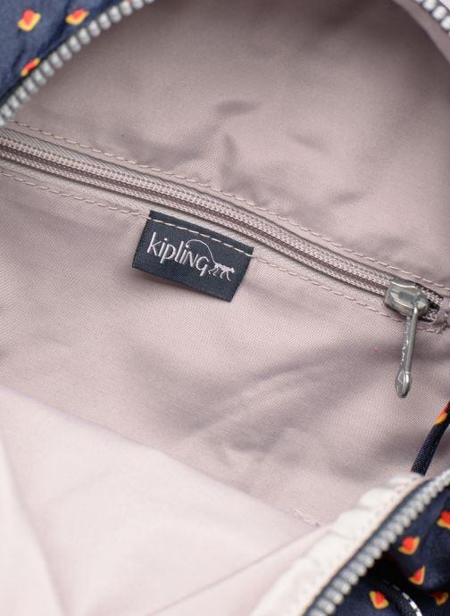 Rucksäcke kipling Campana blau ansicht von hinten