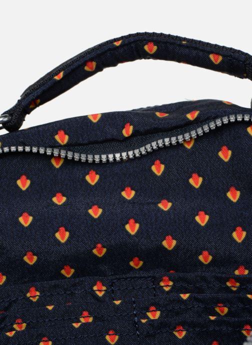 Handtaschen kipling Candy blau ansicht von hinten