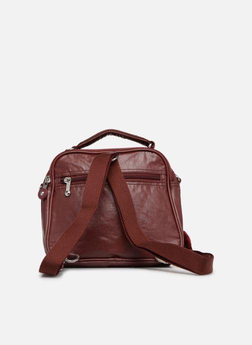 Handtaschen Kipling Candy rot ansicht von vorne