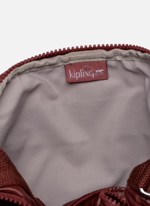 Handtaschen Kipling Candy rot ansicht von hinten