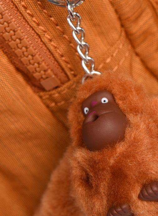 Handtassen kipling Candy Geel links