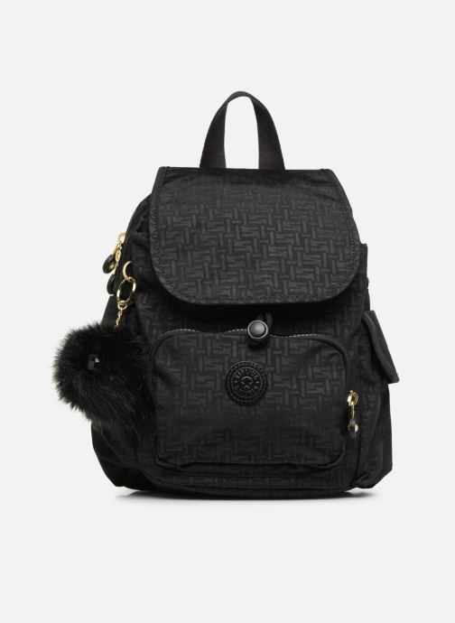 Mochilas Kipling City Pack Mini Negro vista de detalle / par