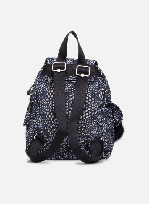 Mochilas Kipling City Pack Mini Azul vista de frente
