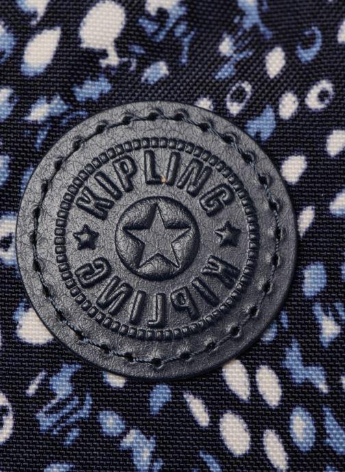 Mochilas Kipling City Pack Mini Azul vista lateral izquierda