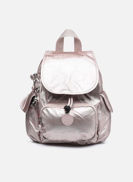 Rucksäcke Kipling City Pack Mini rosa detaillierte ansicht/modell