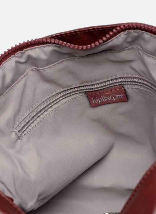 Handtaschen Kipling Coralie weinrot ansicht von hinten